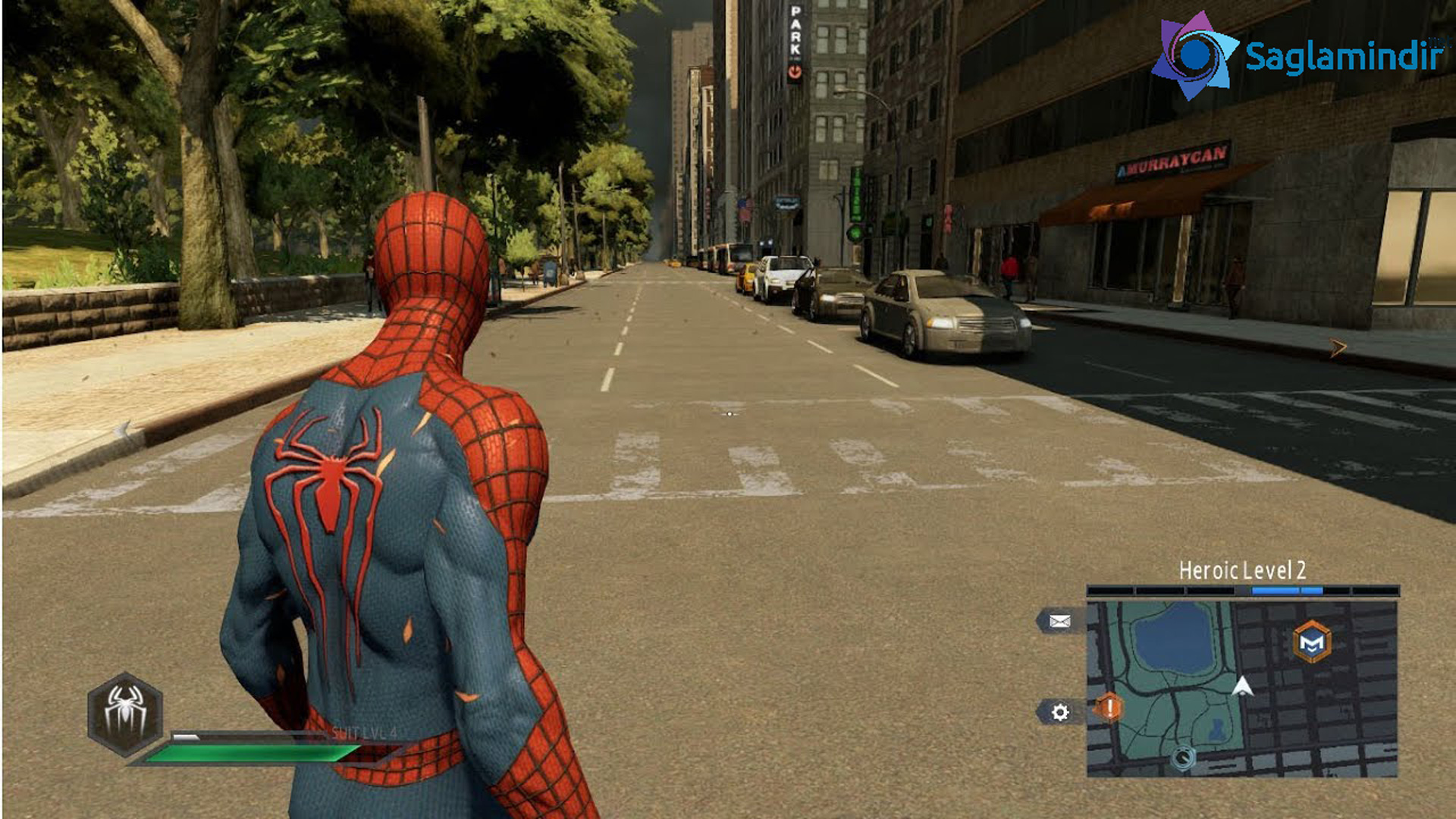 Spider Man 2 The Game full indir
