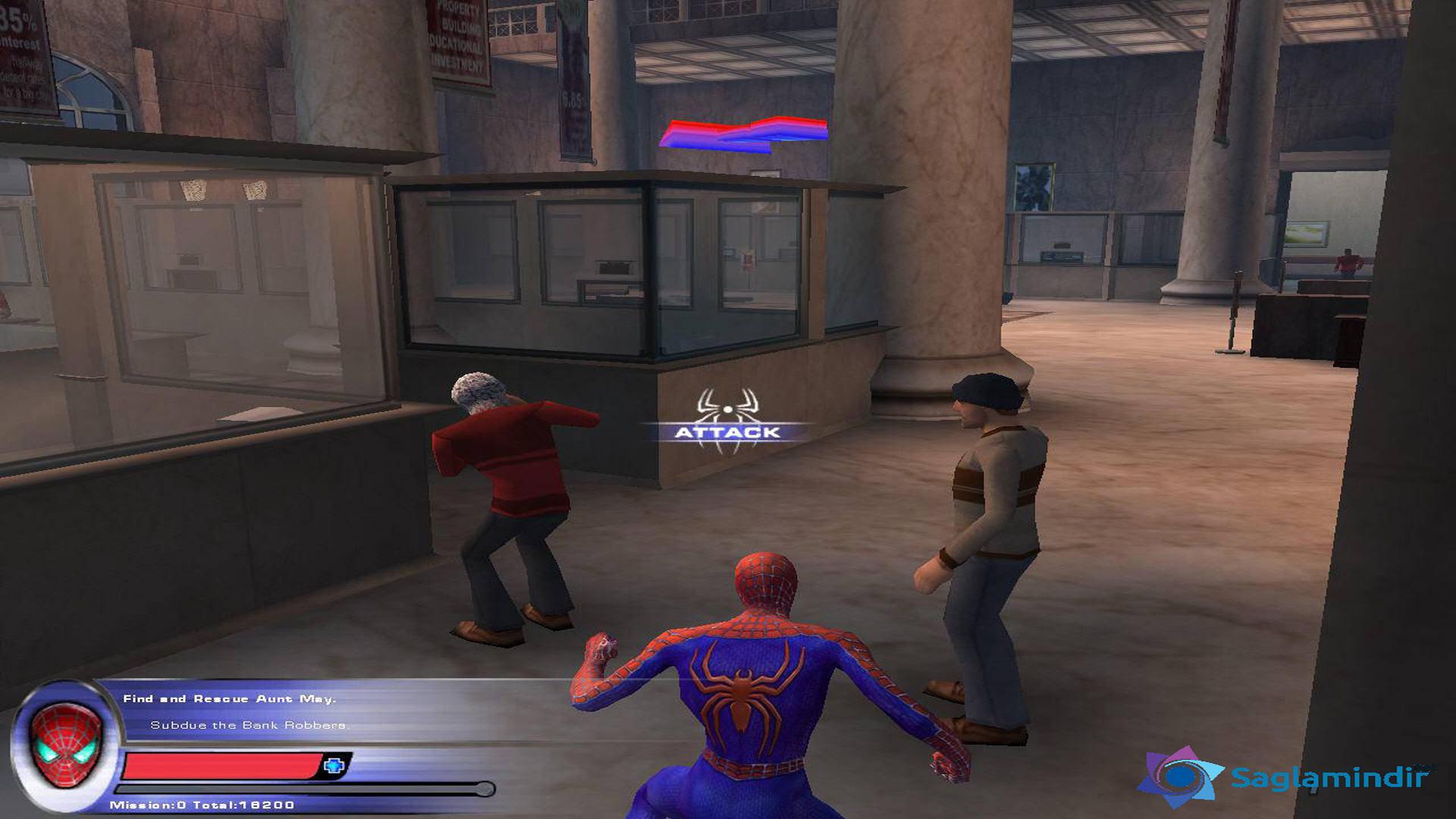 Spider Man 2 The Game torrent indir