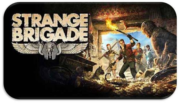 Strange Brigade indir