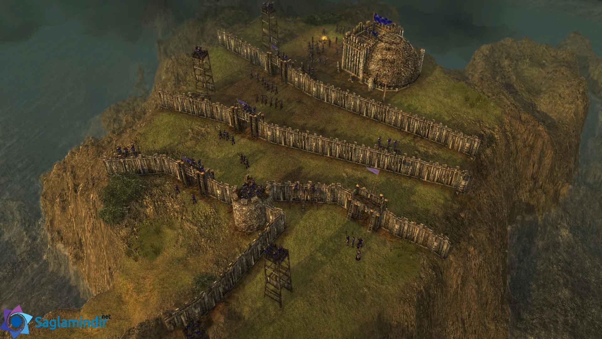Stronghold 3 saglamindir