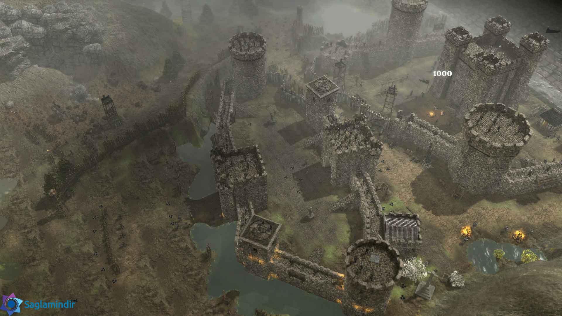 Stronghold 3 torrent indir