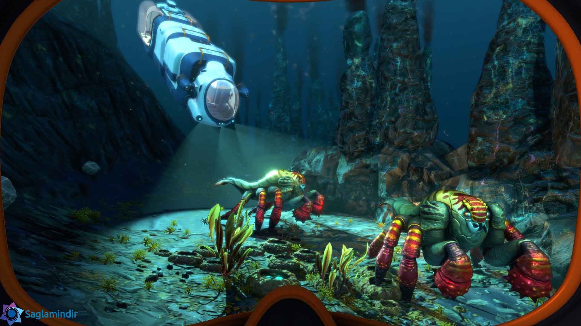 Subnautica Below Zero full indir