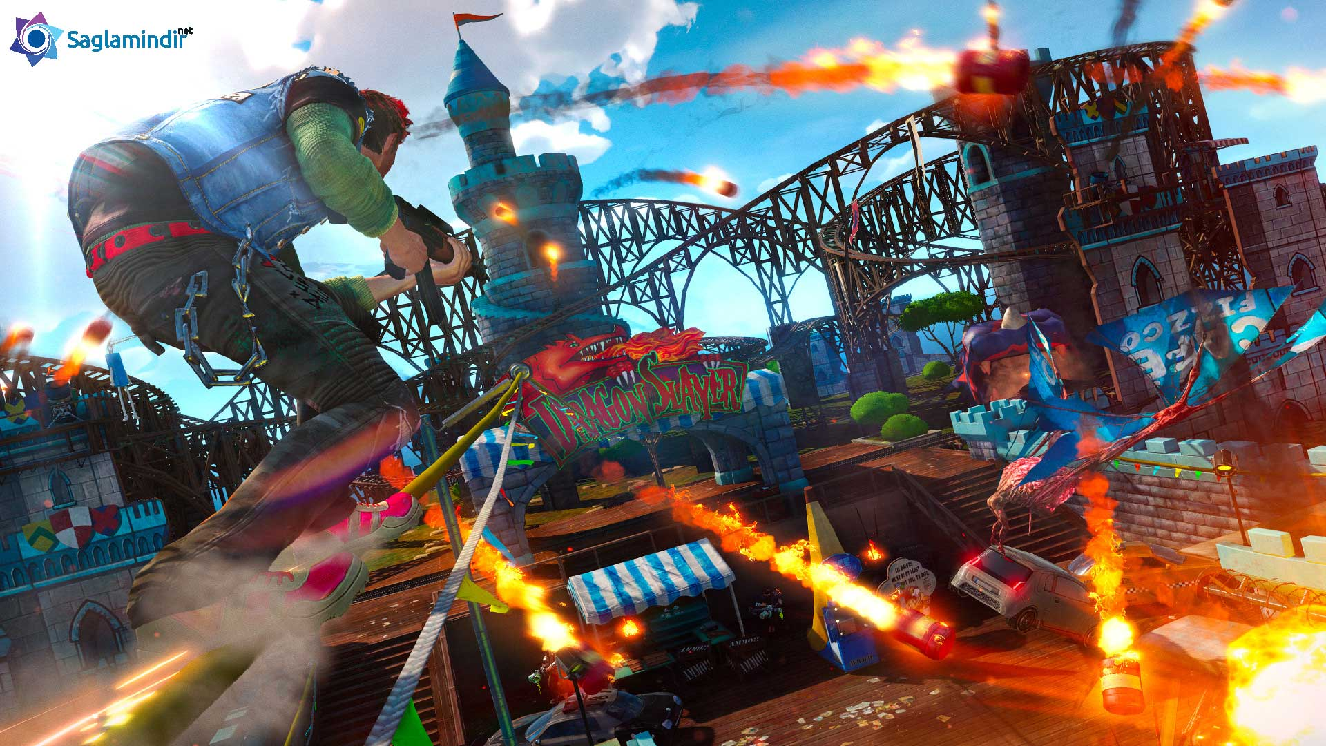 Sunset Overdrive full indir