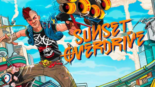 Sunset Overdrive indir