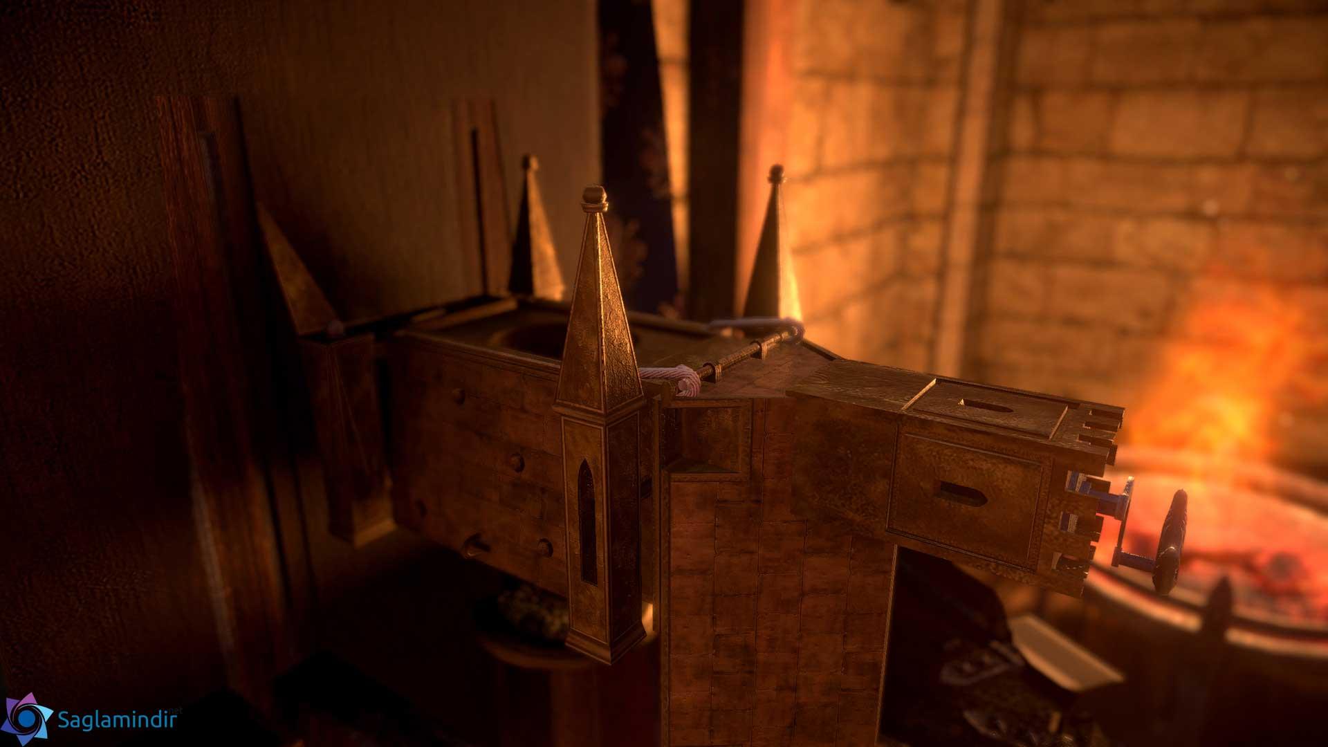 The House of Da Vinci full indir