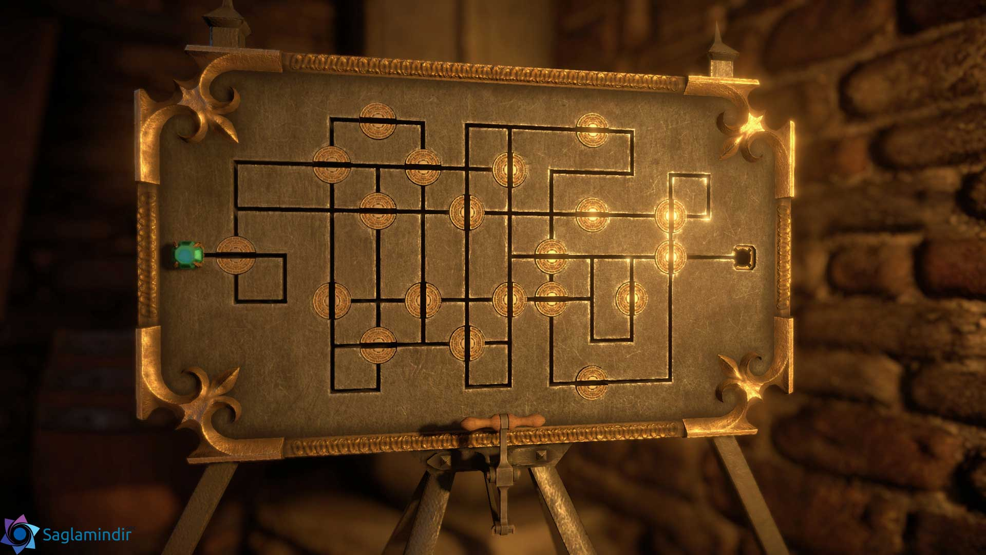 The House of Da Vinci torrent indir