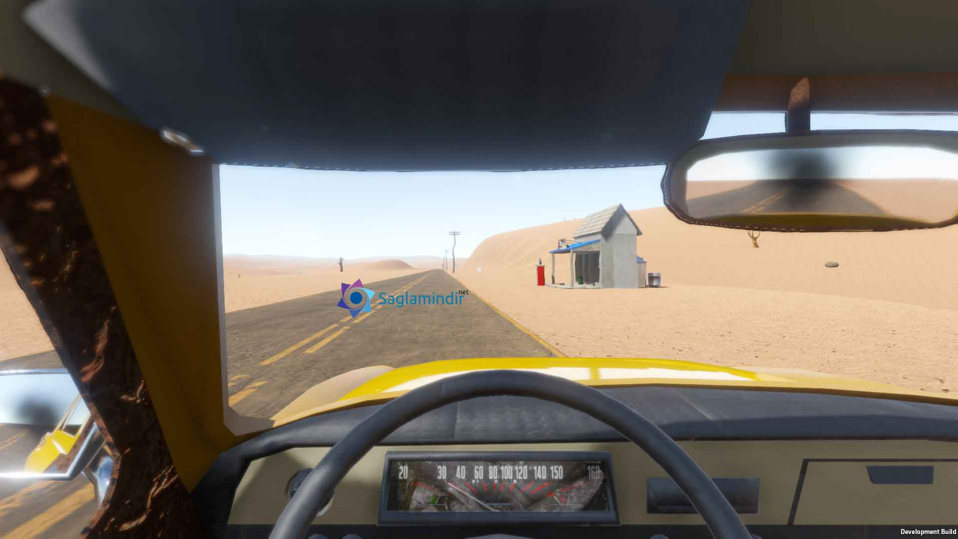 The Long Drive saglamindir