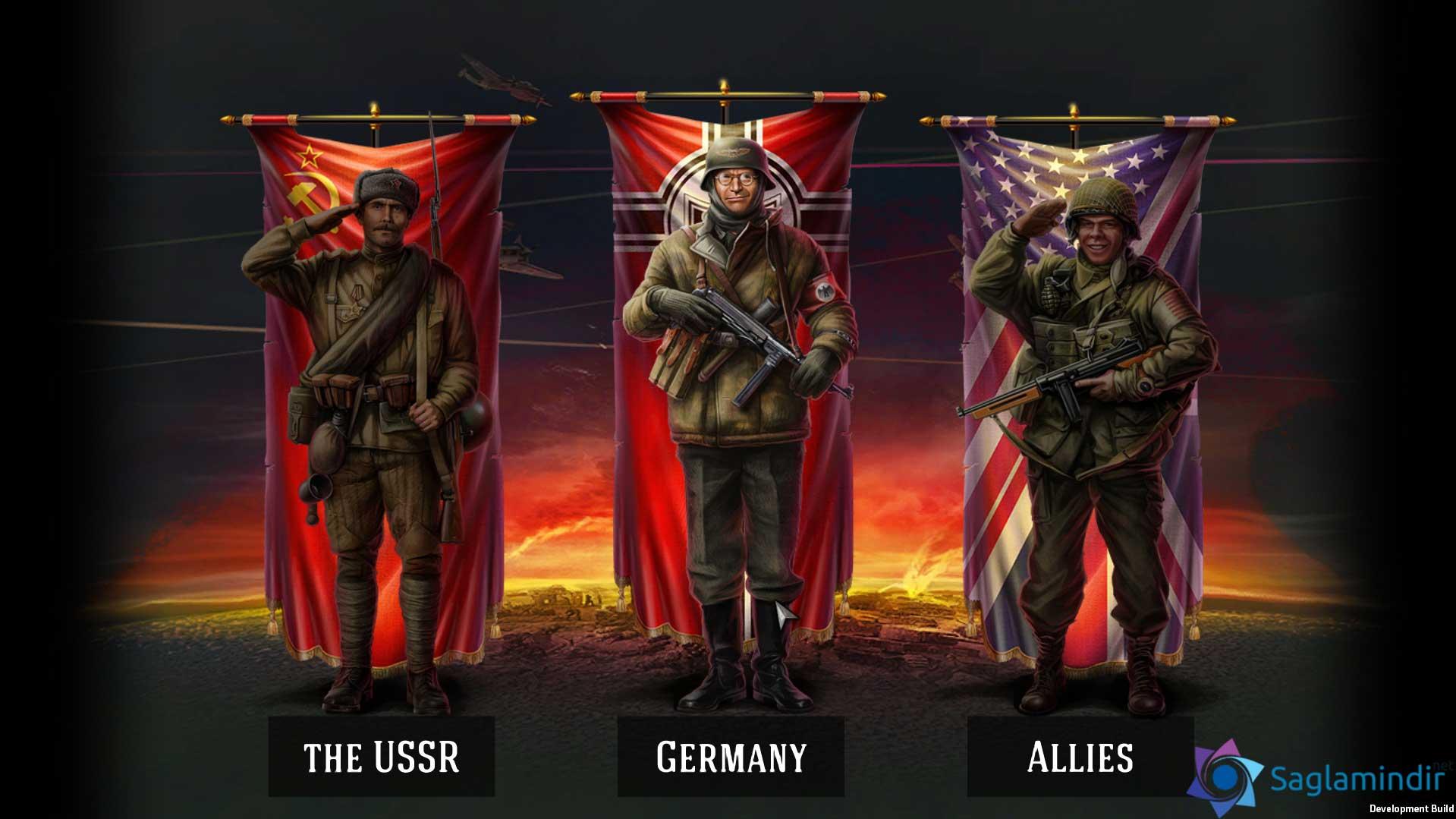 Third Front WWII saglamindir