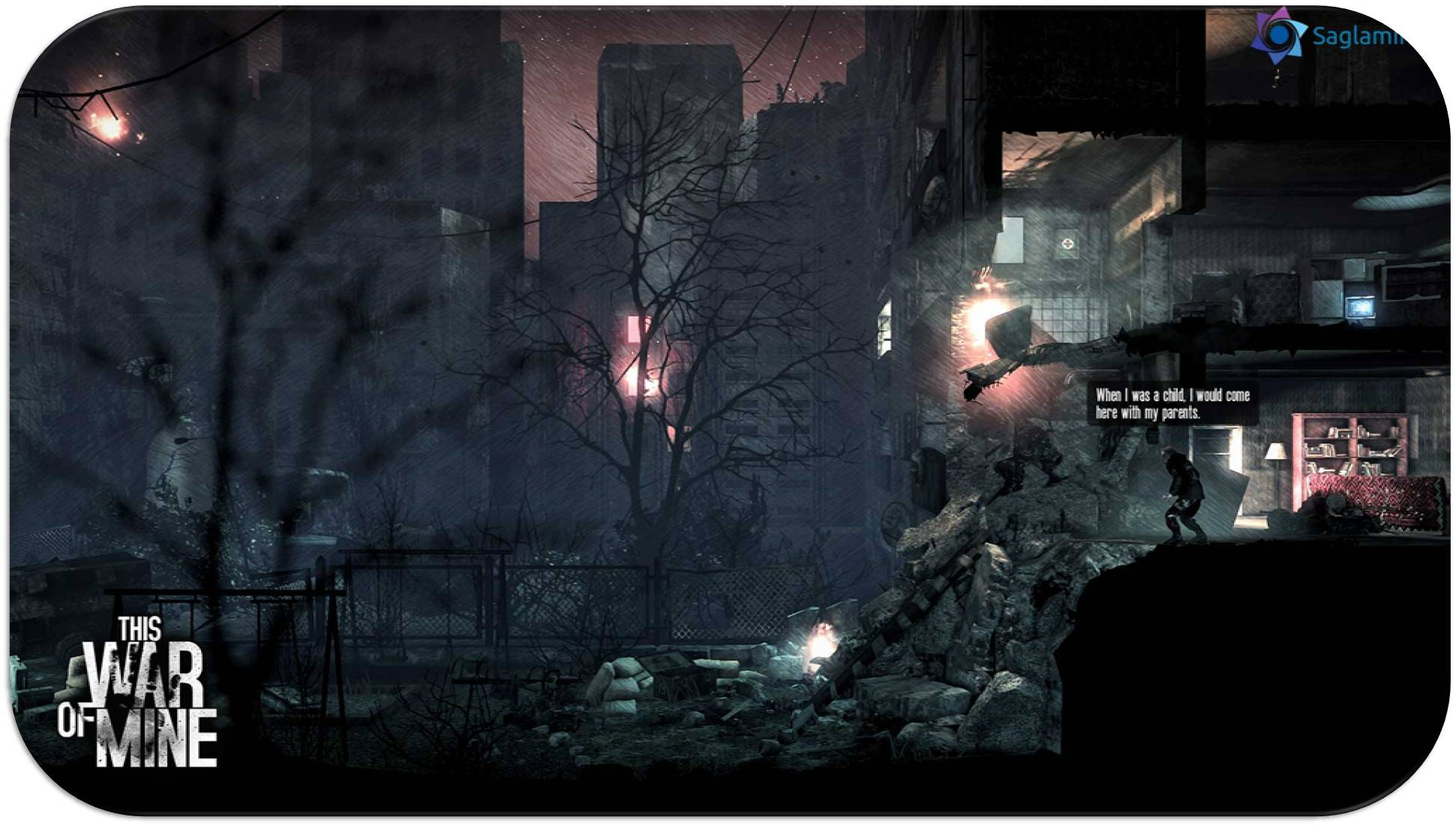 This War of Mine Anniversary Edition torrent indir