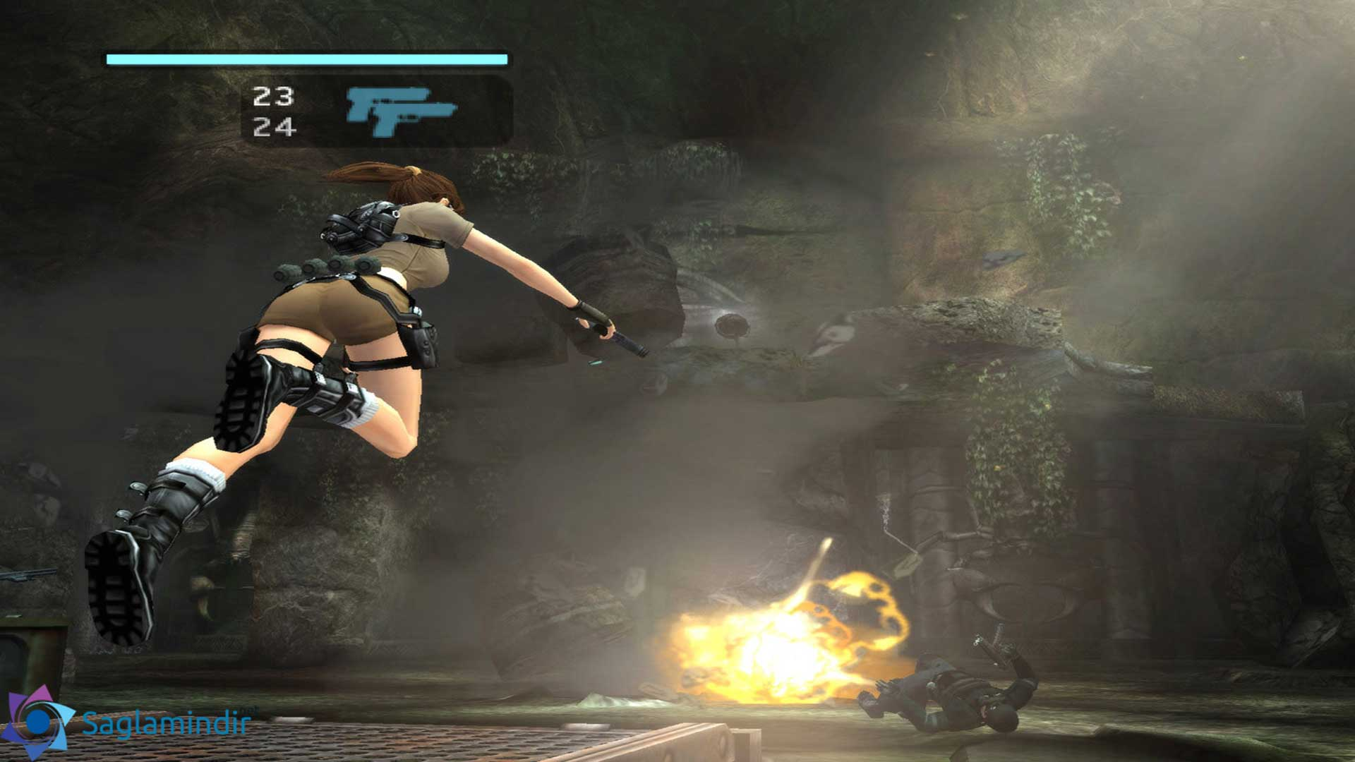 Tomb Raider Legend full indir
