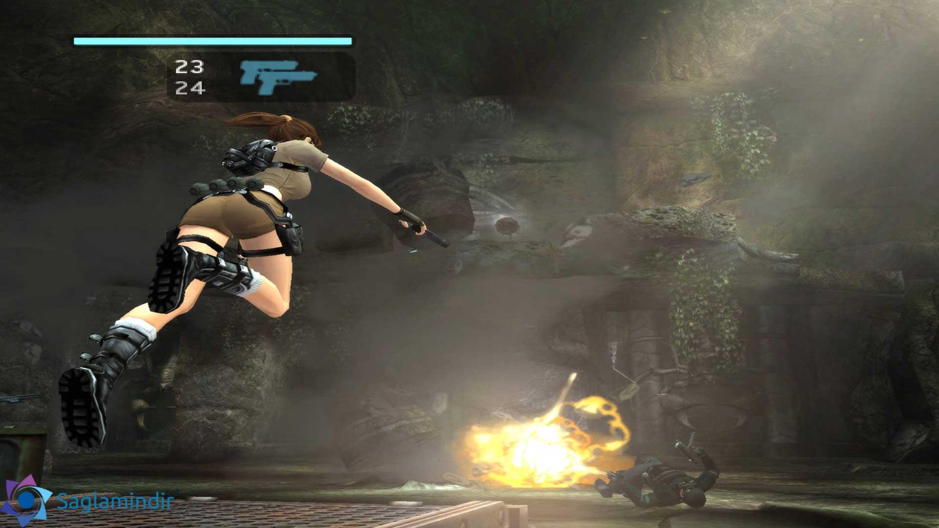 Tomb Raider Legend full indir
