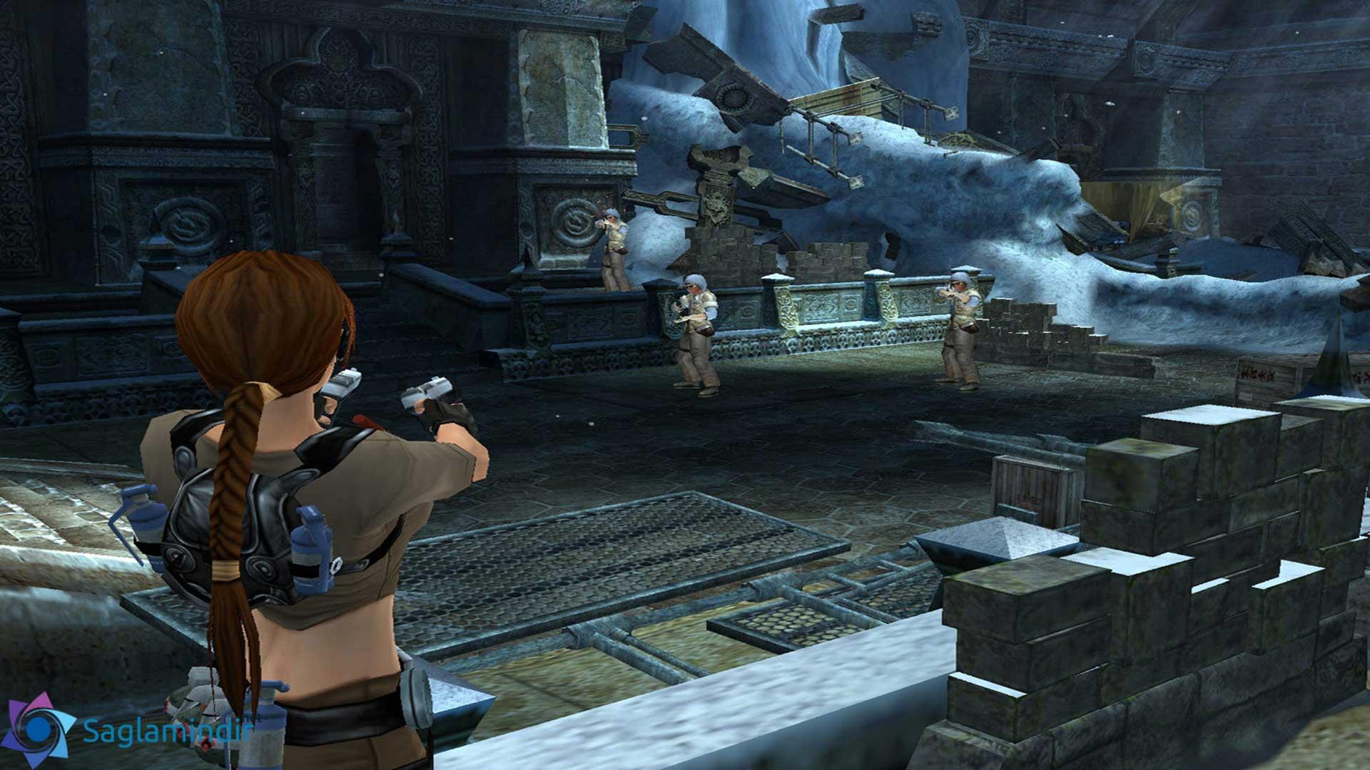 Tomb Raider Legend saglamindir