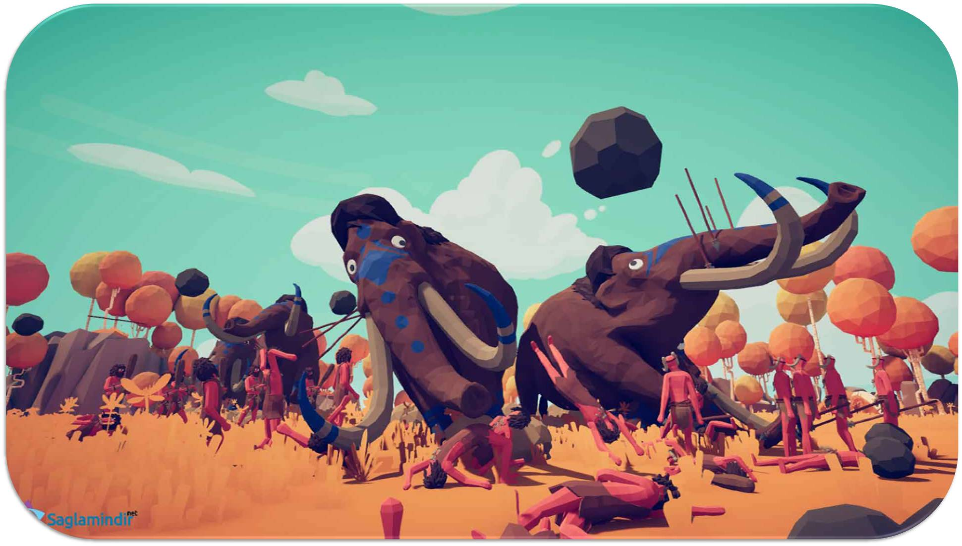Totally Accurate Battle Simulator saglamindir