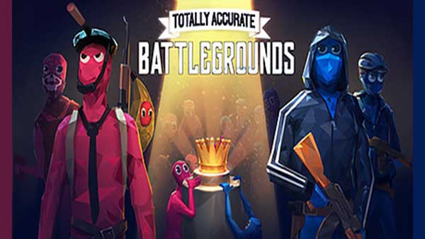 Totally Accurate Battlegrounds indir