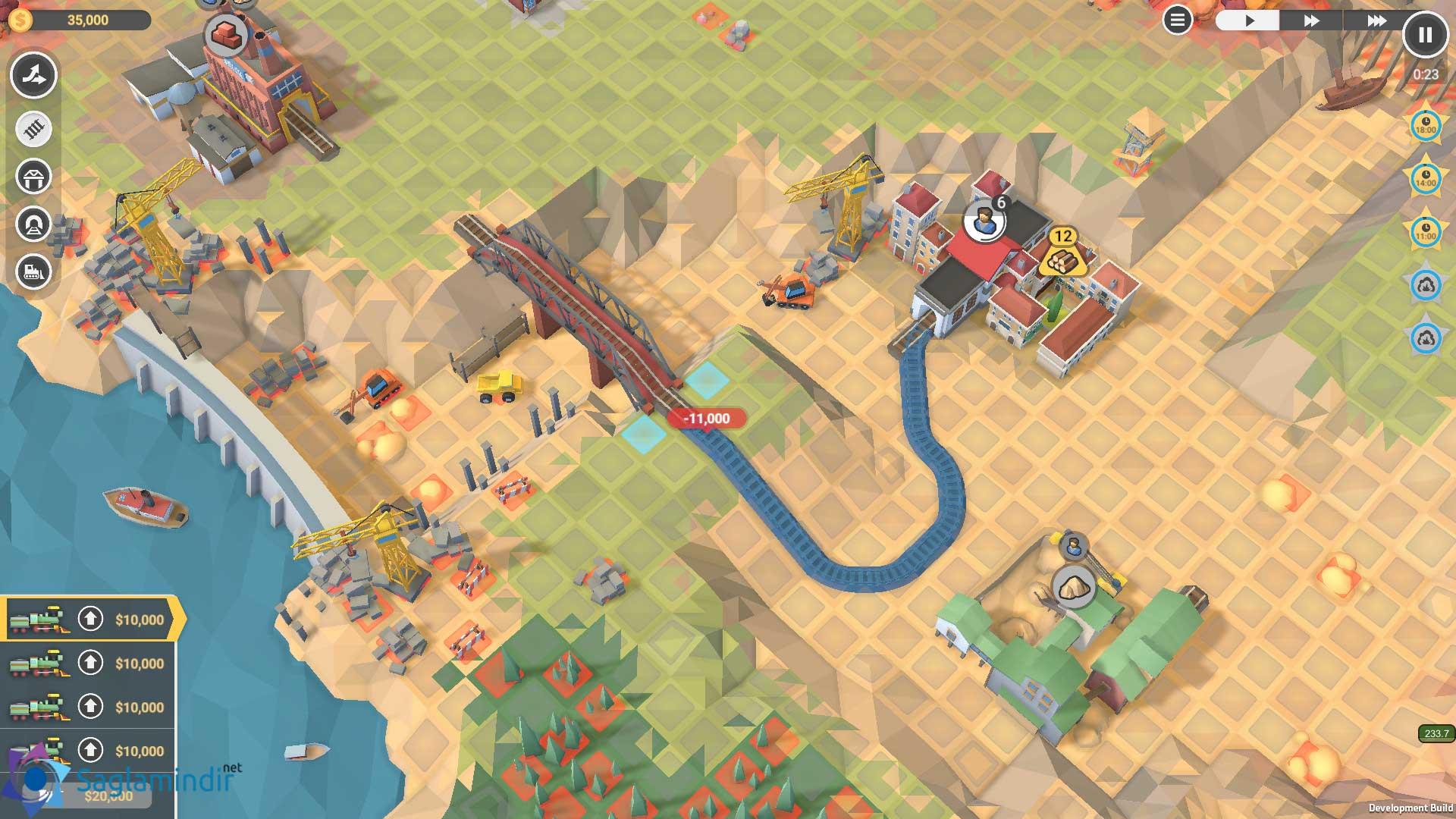 Train Valley 2 saglamindir