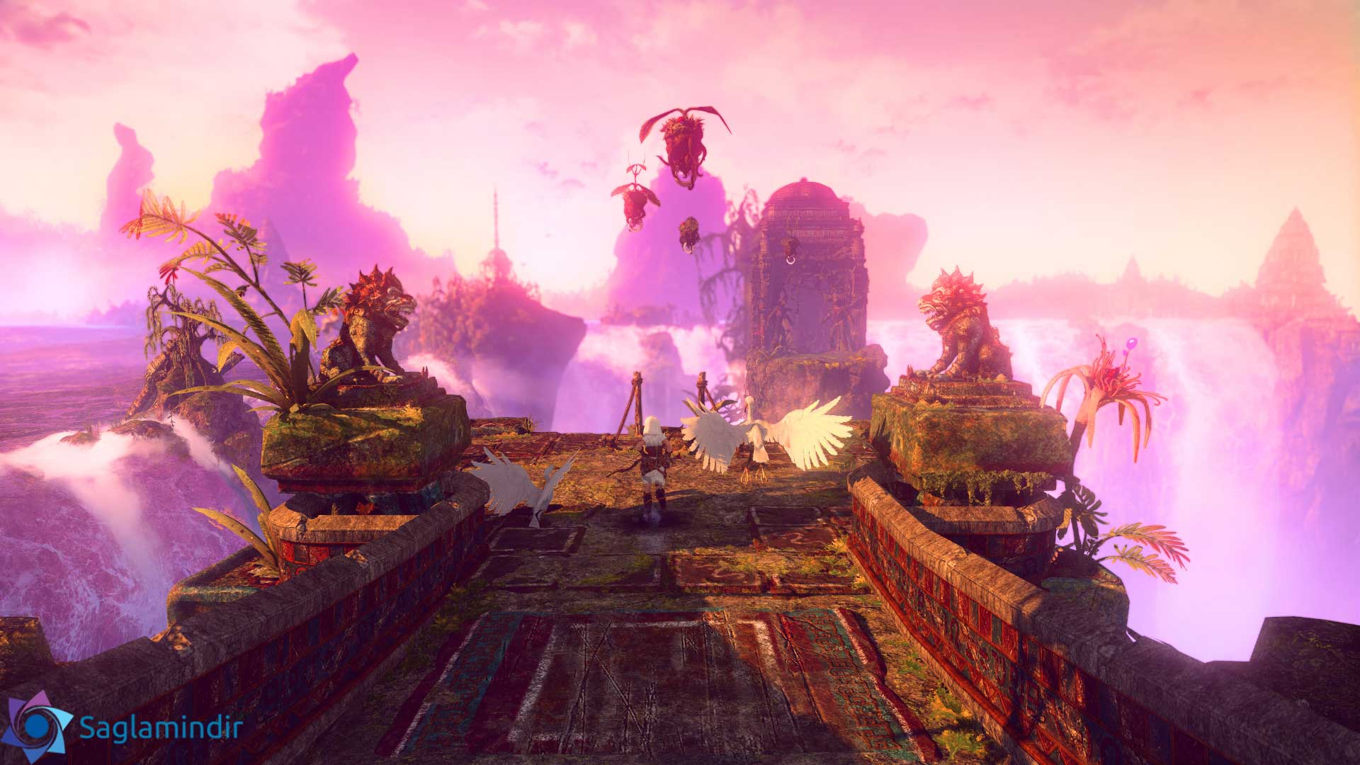 Trine 3 The Artifacts of Power torrent indir