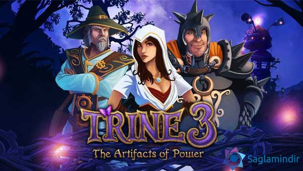 Trine 3 The Artifacts of Power İndir