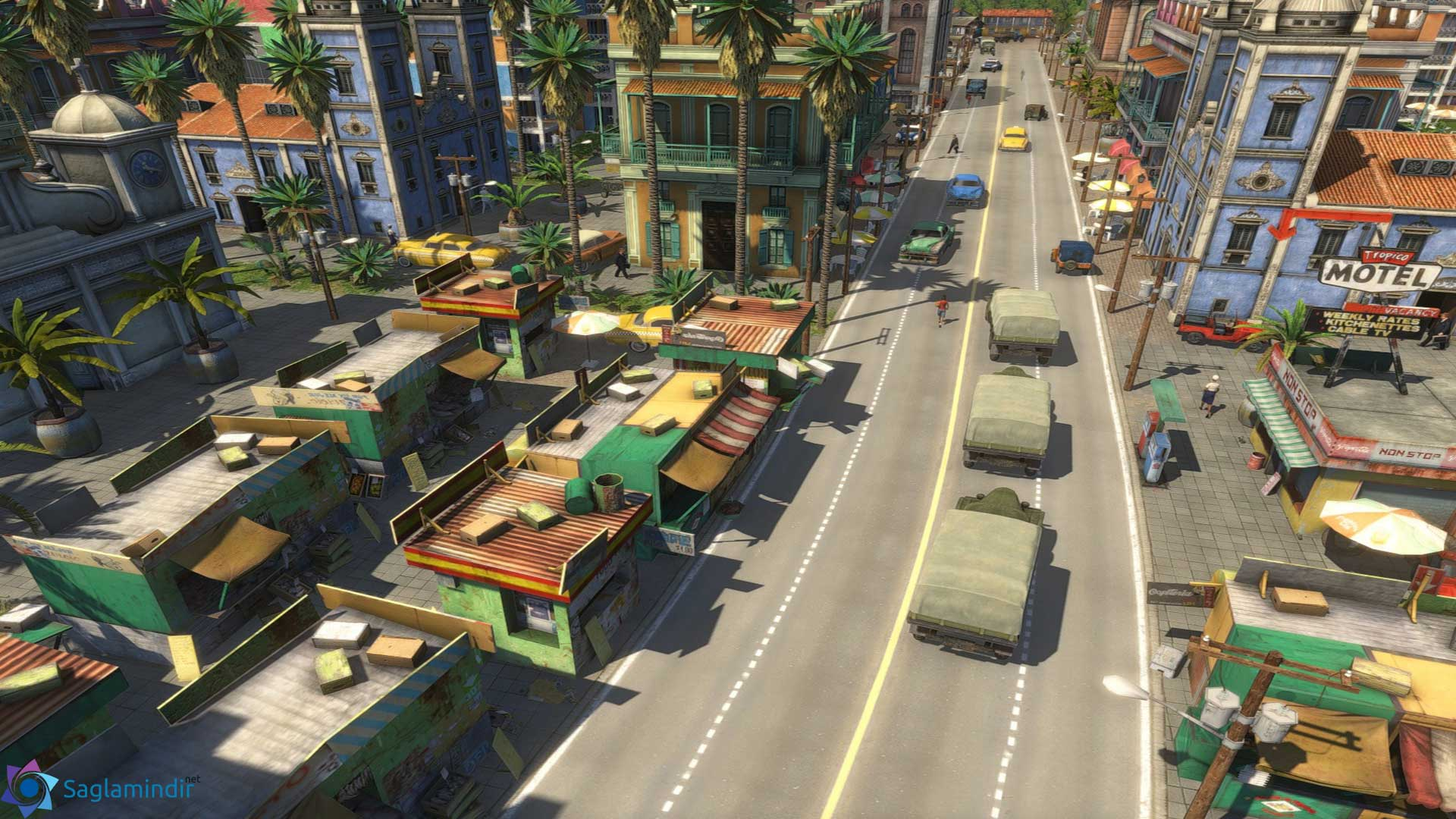 Tropico 3 Gold Edition saglamindir
