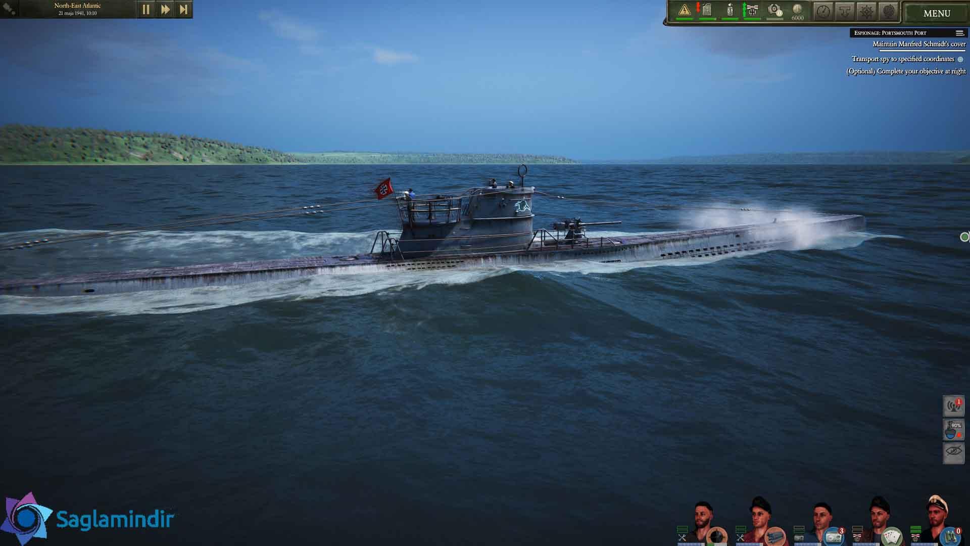 Uboat-full-indir