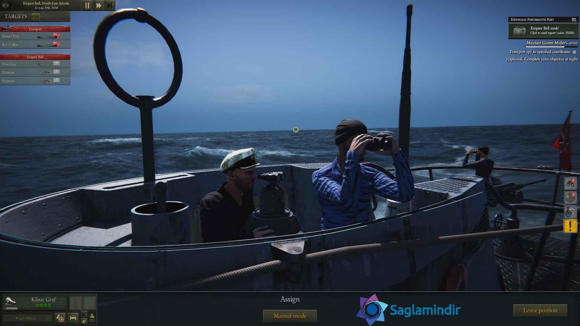 Uboat-saglamindir