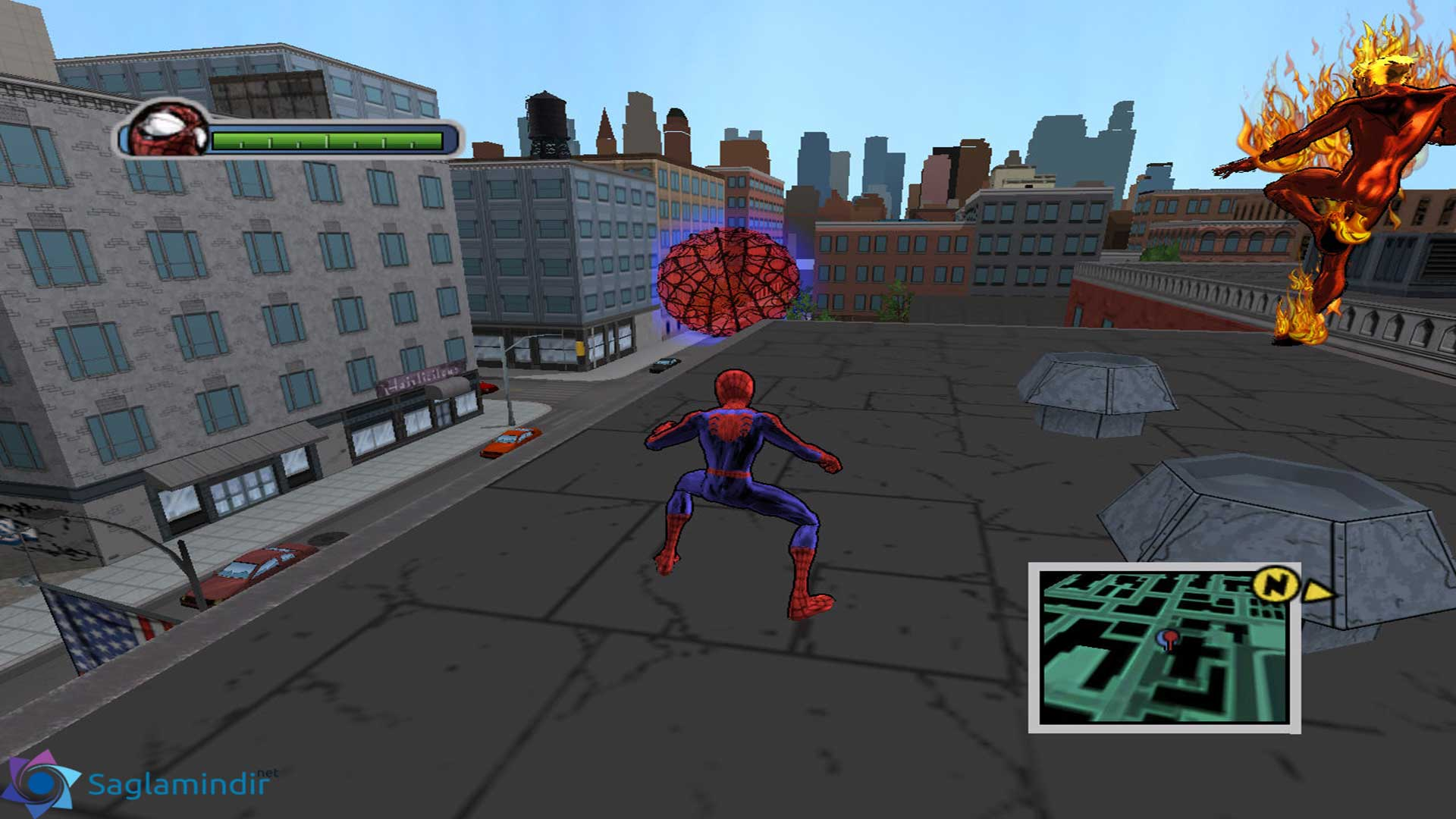 Ultimate Spider Man full indir