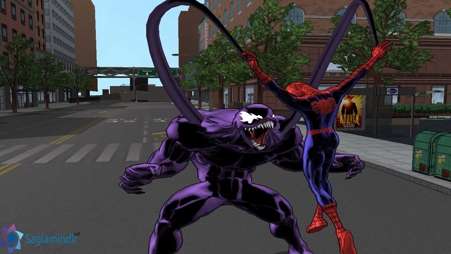 Ultimate Spider Man torrent indir