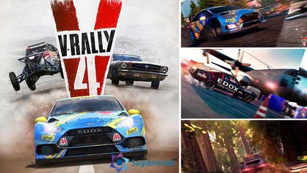 V-Rally 4 indir