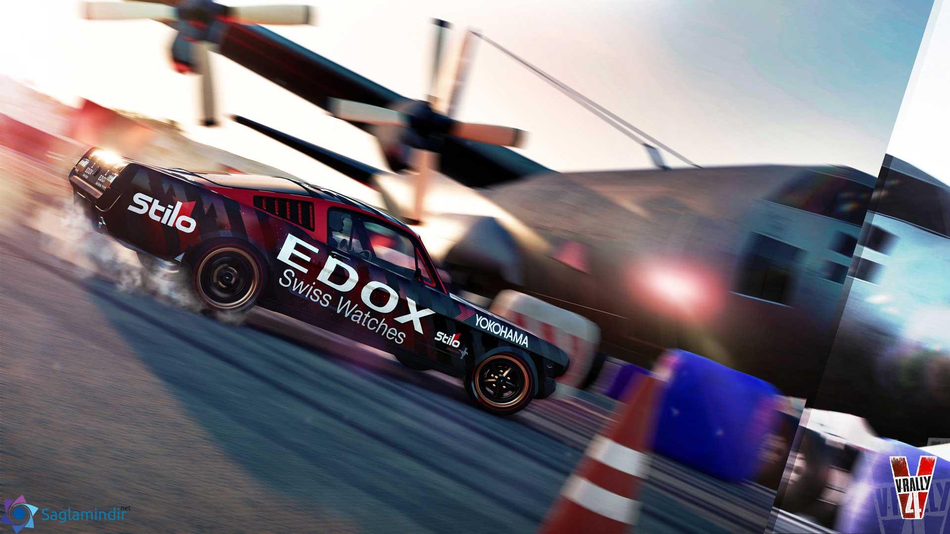 V-Rally 4 torrent indir