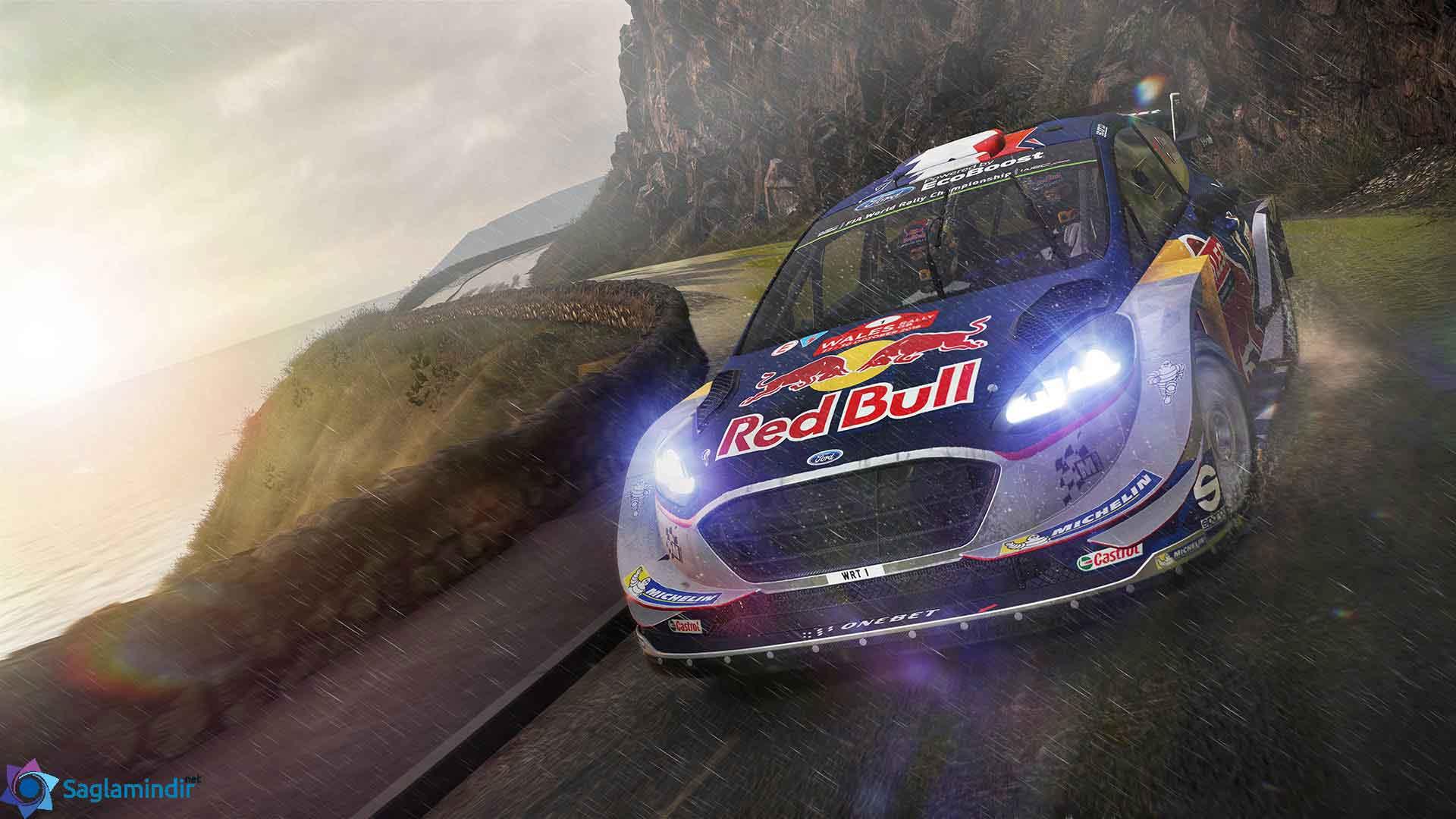 WRC 7 FIA World Rally Championship saglamindir