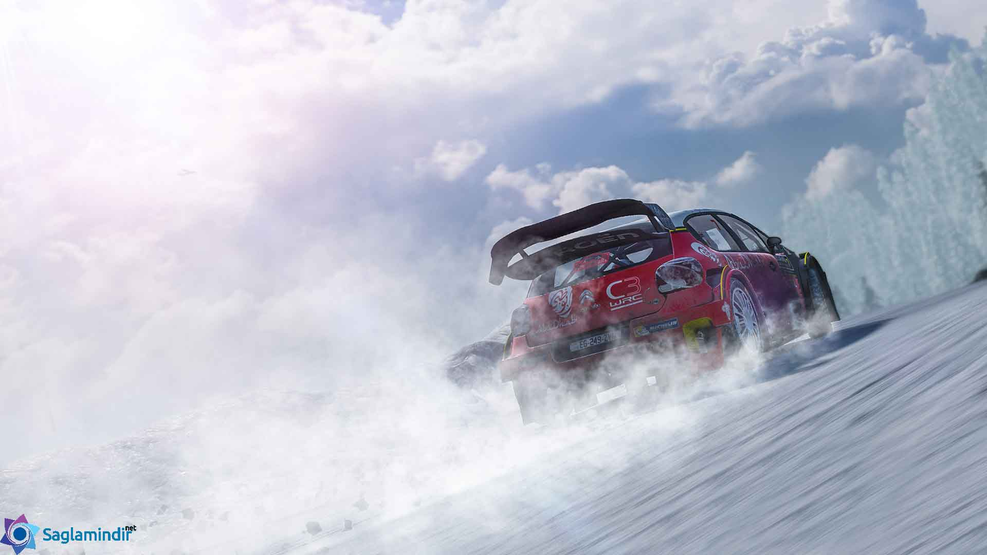 WRC 7 FIA World Rally Championship torrent indir
