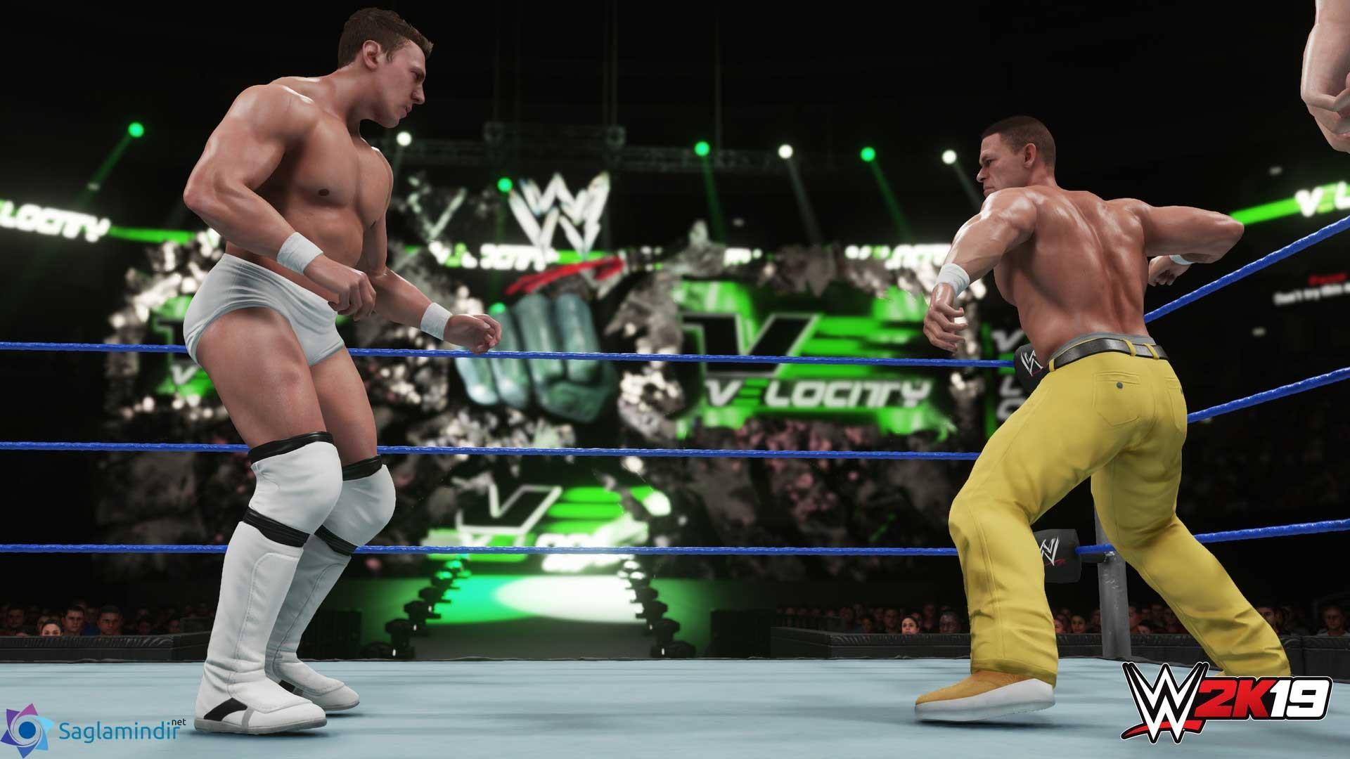WWE 2K19 full indir
