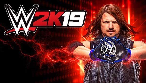 WWE 2K19indir