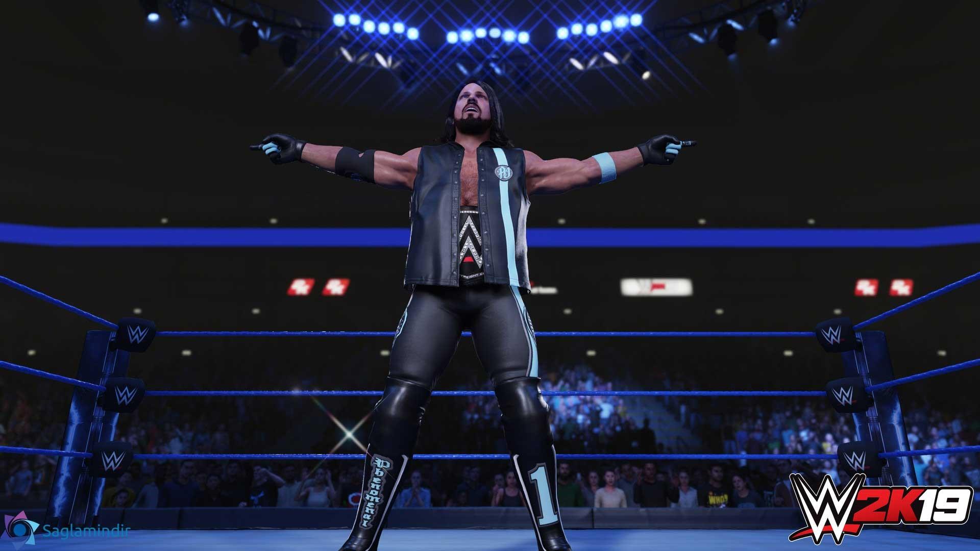 WWE 2K19 torrent indir
