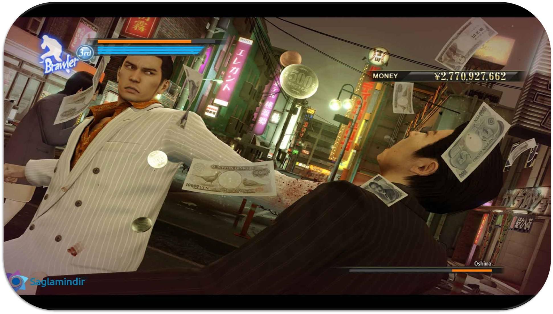 Yakuza 0 full indir