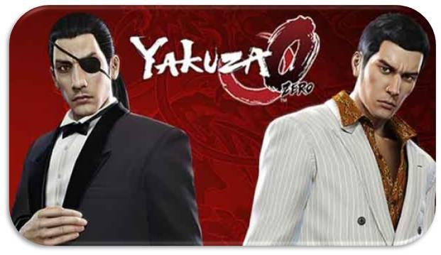 Yakuza 0 indir