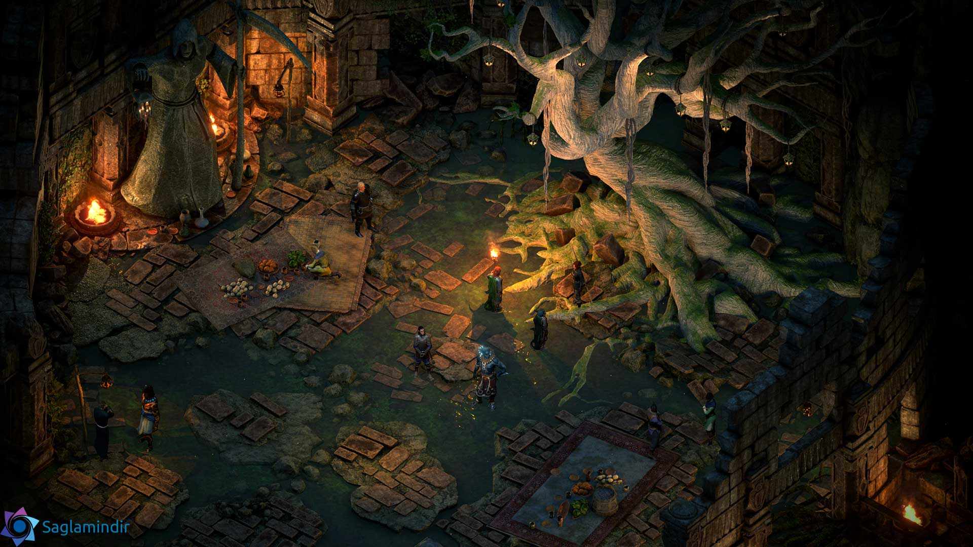 pillars of eternity ii deadfire saglamindir