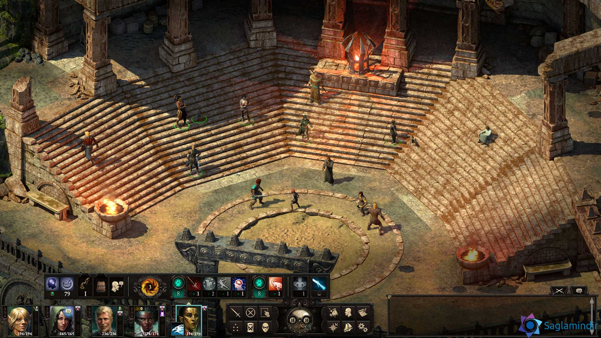 pillars of eternity ii deadfire torrent indir