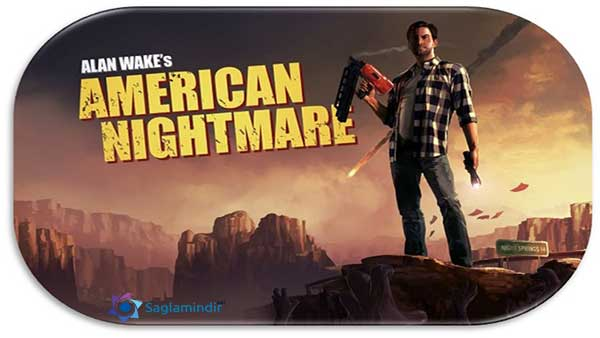 Alan Wake's American Nightmare indir