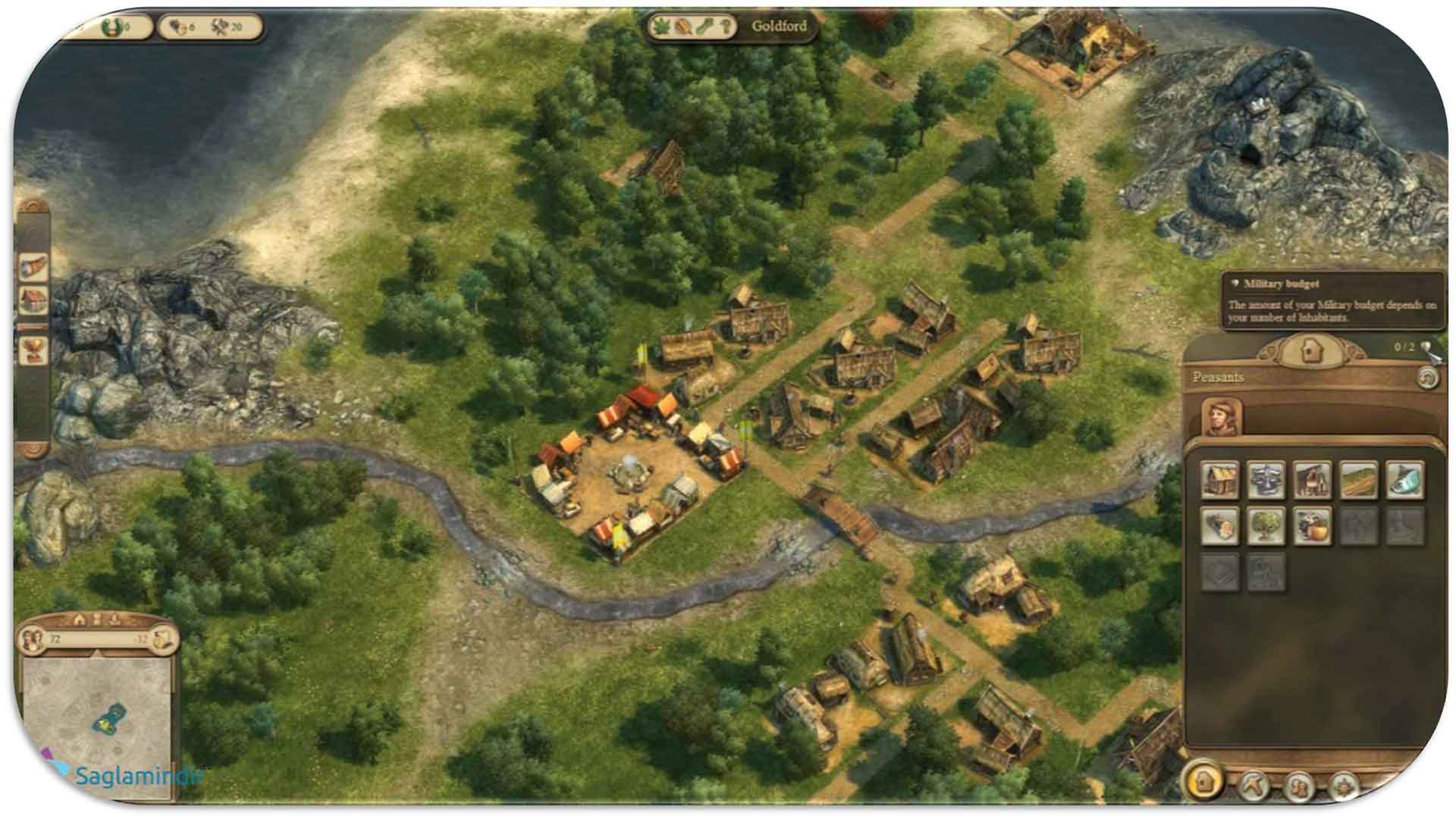 Anno 1404 Gold Edition torrent indir
