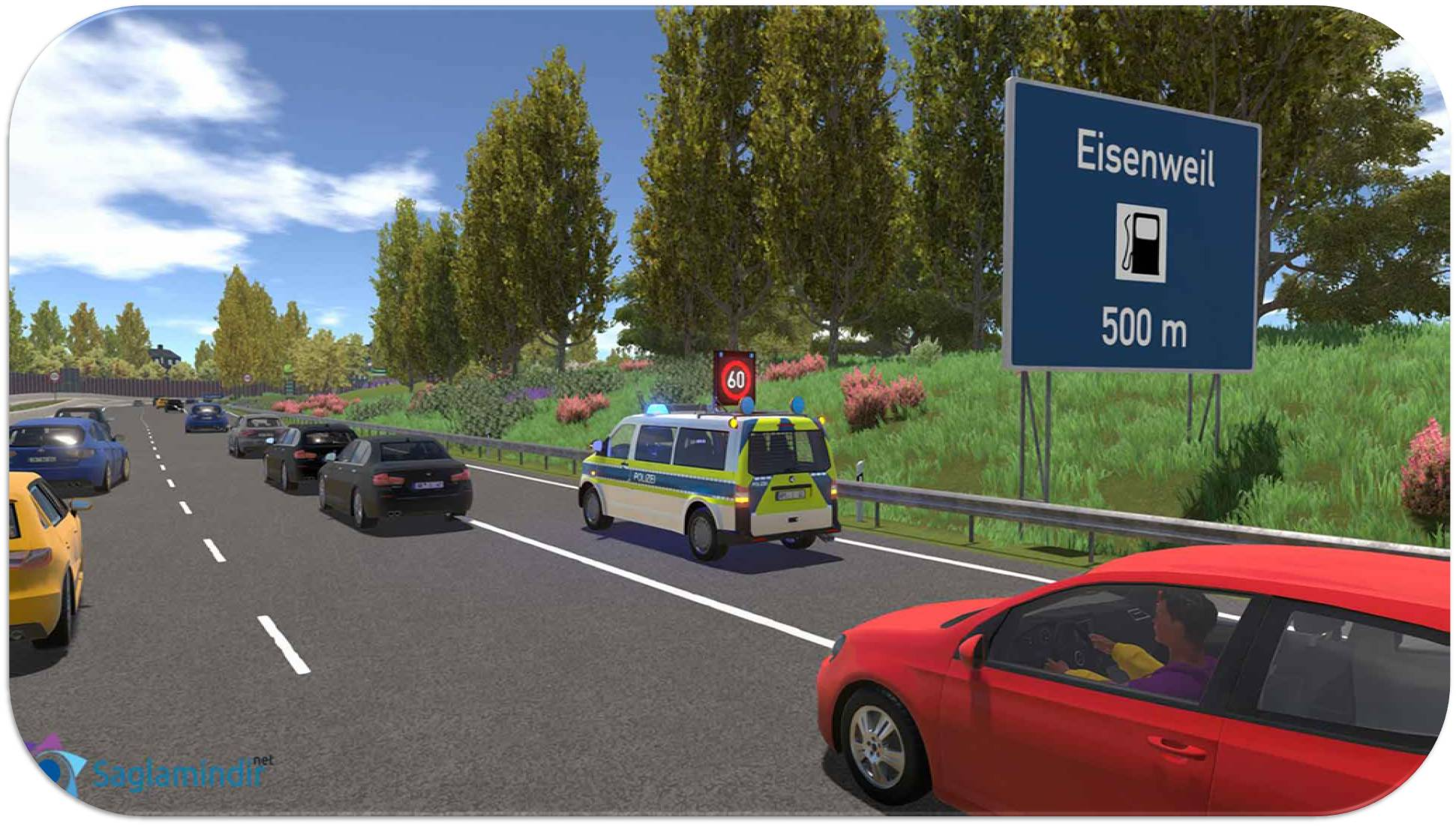 Autobahn Police Simulator 2 full indir