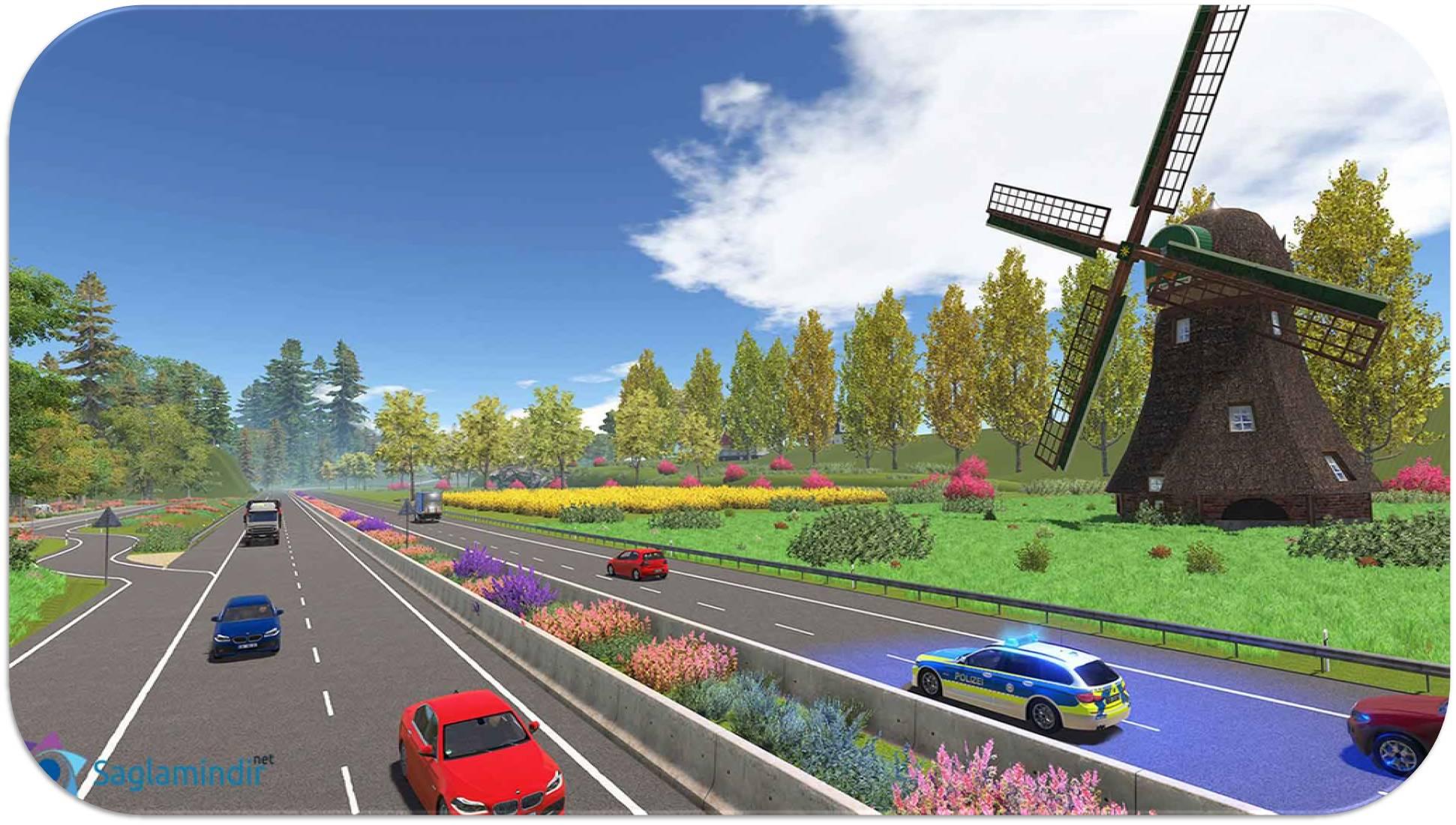 Autobahn Police Simulator 2 saglamindir