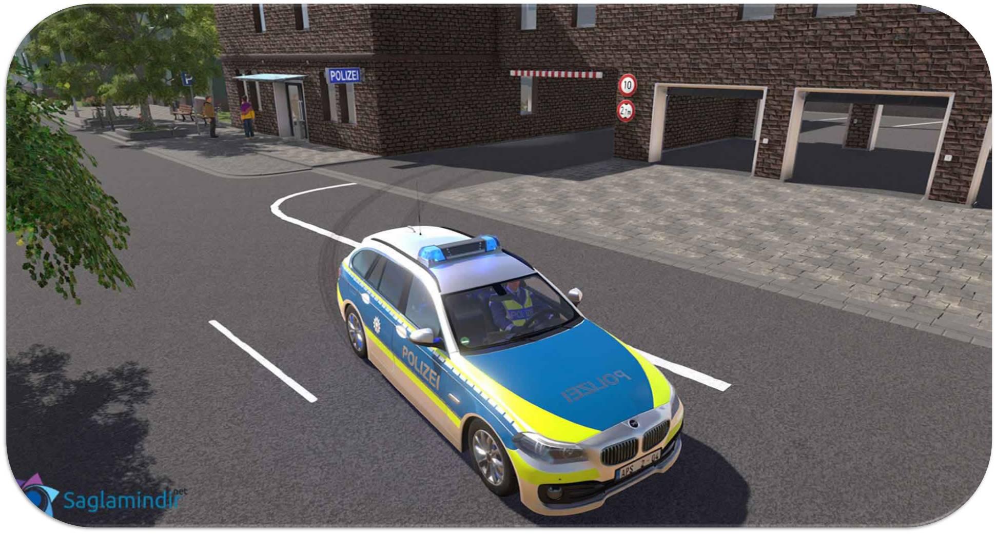 Autobahn Police Simulator 2 torrent indir