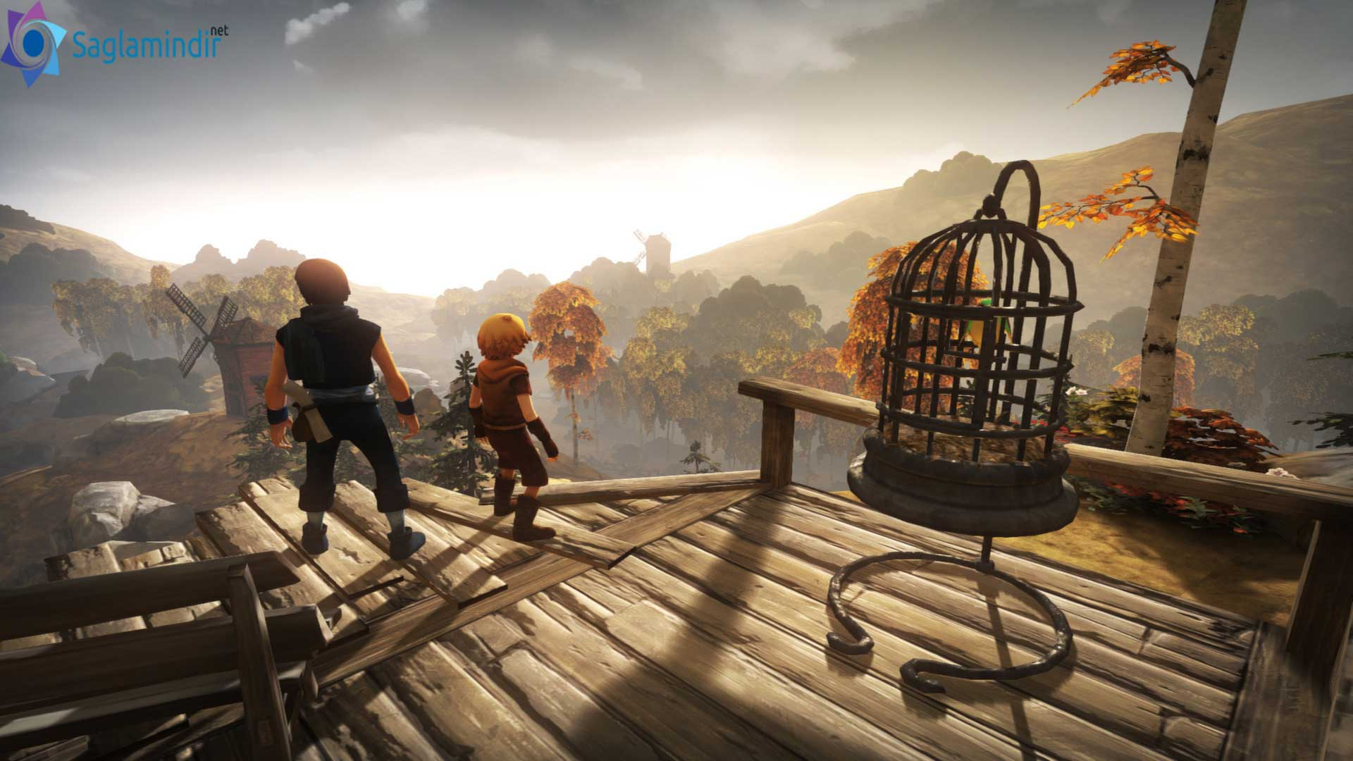 Brothers A Tale of Two Sons saglamindir