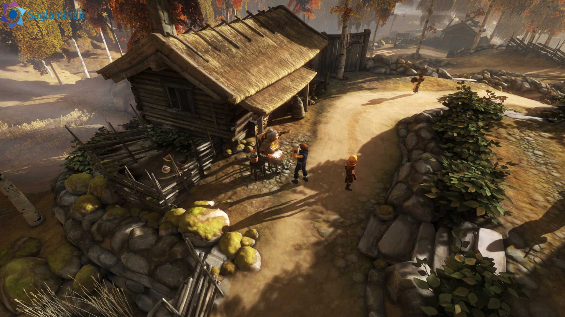Brothers A Tale of Two Sons torrent indir