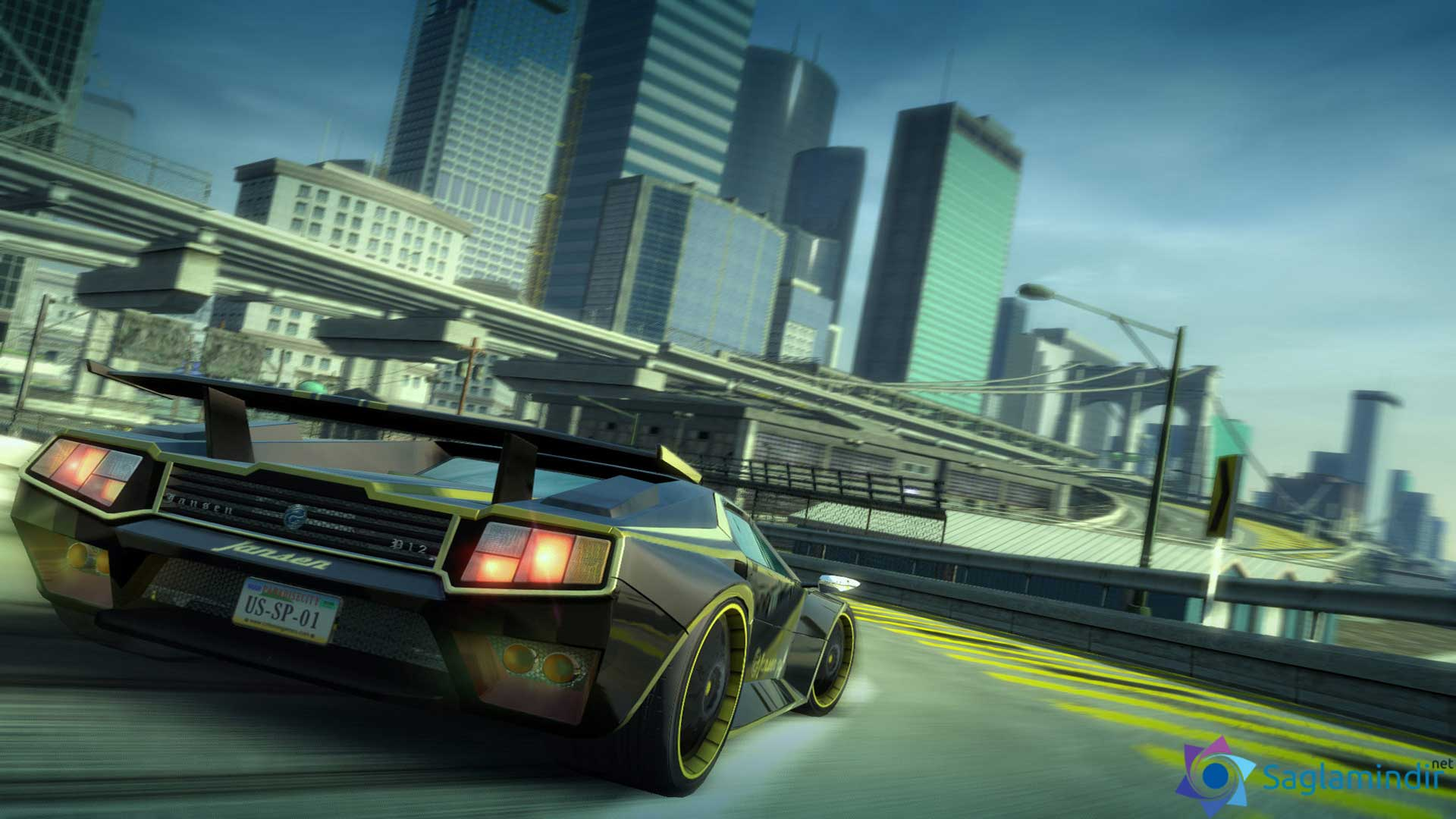 Burnout Paradise The Ultimate Box full indir
