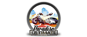 Burnout Paradise The Ultimate Box icon