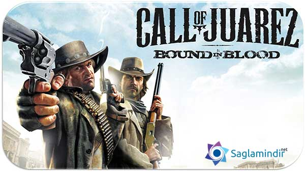 Call Of Juarez Bound In Blood indir
