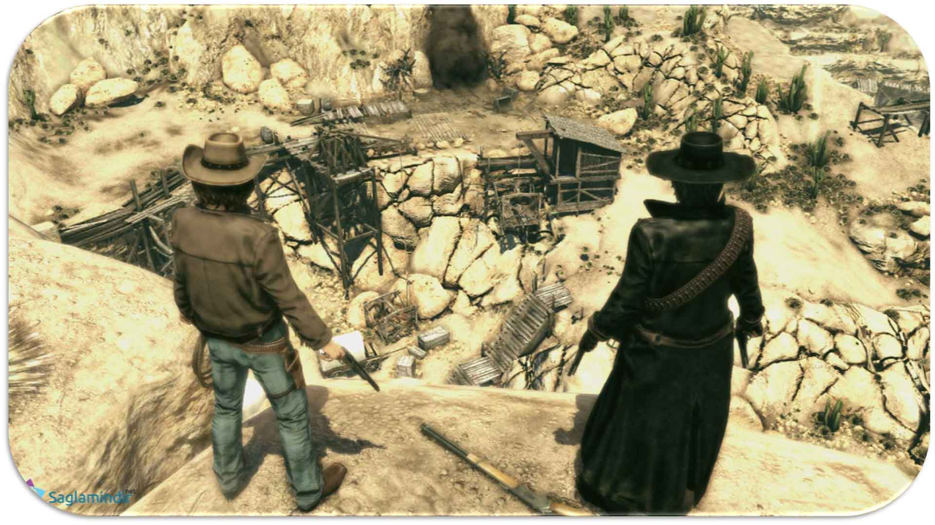 Call Of Juarez Bound In Blood saglamindir