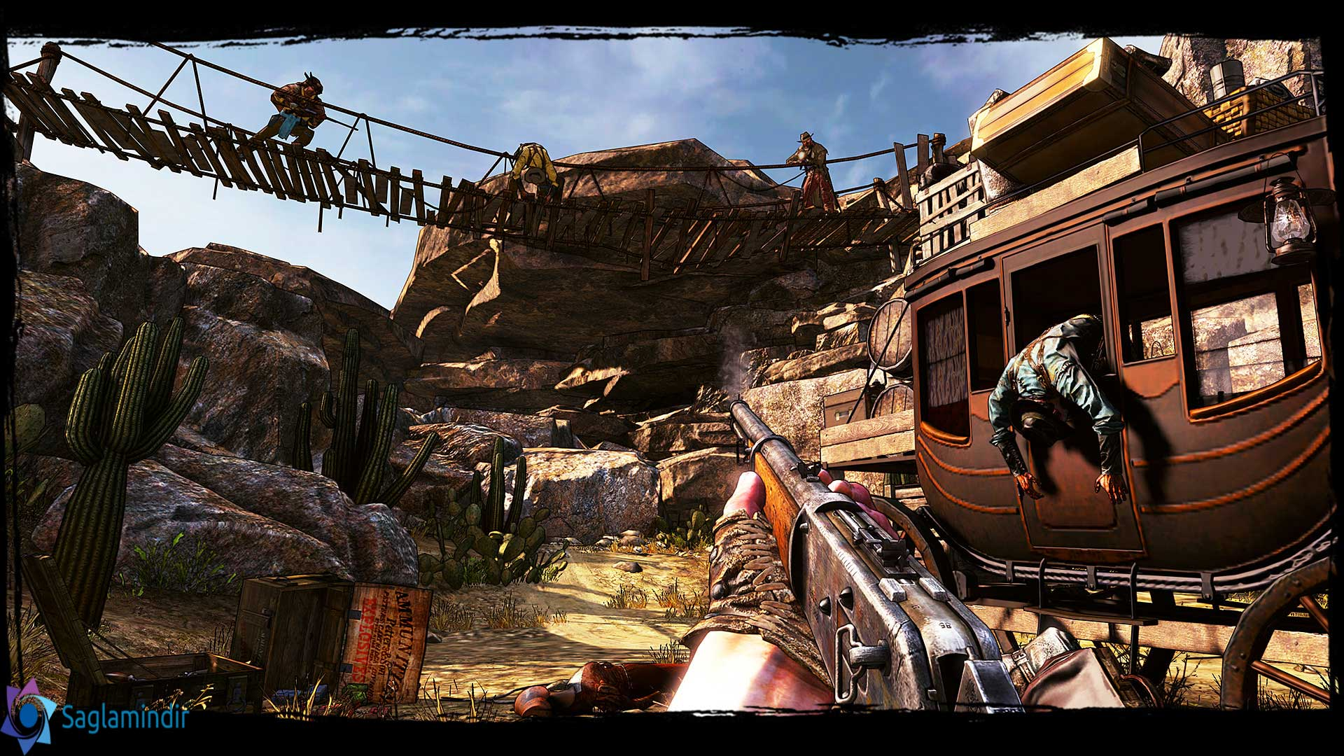 Call of Juarez Gunslinger full indir