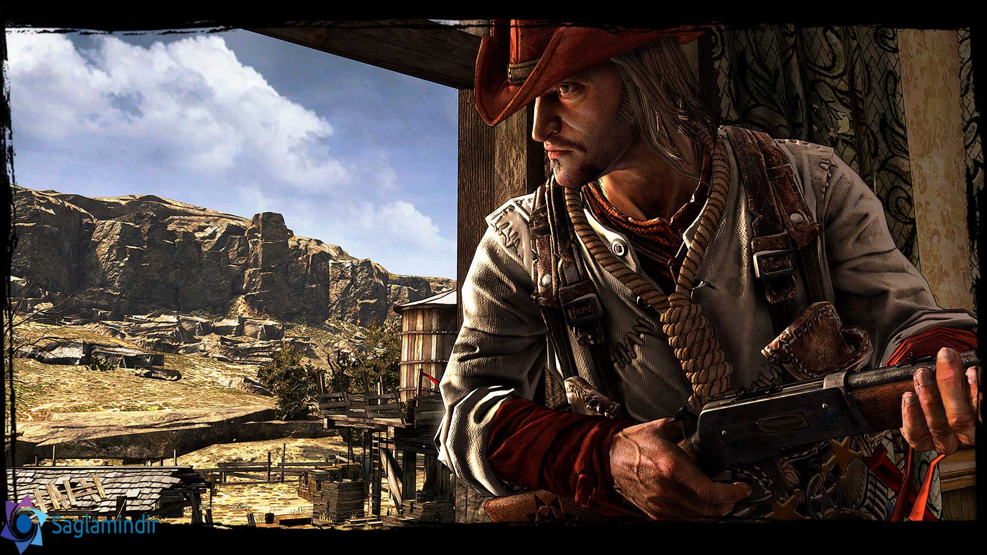 Call of Juarez Gunslinger torrent indir